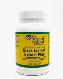 Black Cohosh Extract Plus