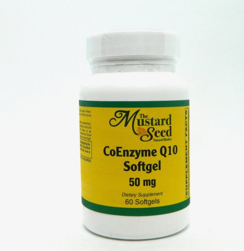 MS COQ10 50mg