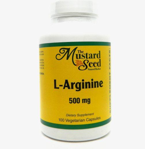 MS L Arginine 100