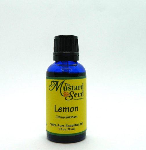 MS Lemon Ess Oil Vitality