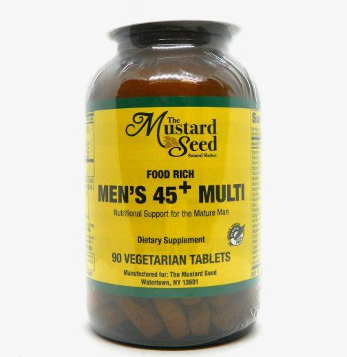 MS Men s 45 plus multi Vitality