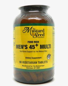 Men's 45 Plus Multivitamin