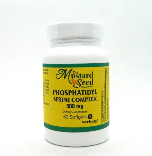 MS Phosphatidyl Serine Reliance 60ct