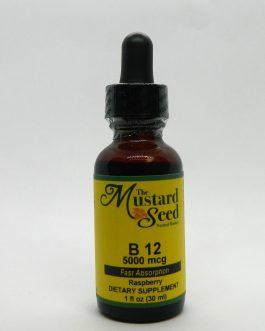 Liquid Vitamin B-12 5000mcg