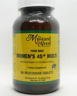 Women's 45 Plus Multivitamin