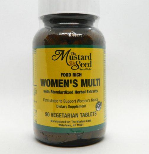 MS women s Multi vitality