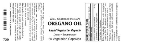 Oregano 60ct 1