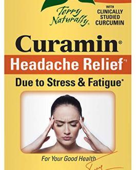 Terry Naturally Curamin Headache Relief