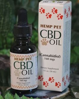 Smart Organics Hemp Pet CBD Oil