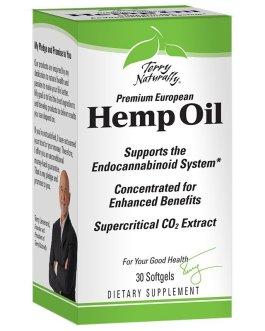Terry Naturally Hemp Oil