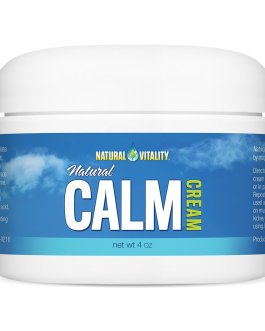 Natural Calm Magnesium Cream