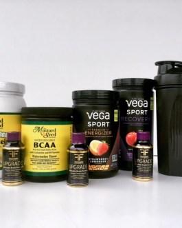 Athletic Performance Bundle (Vegan)