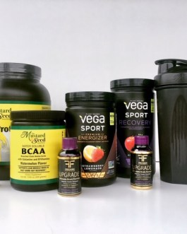 Athletic Performance Bundle (Whey)