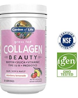 Garden of Life Collagen Beauty (Strawberry Lemonade)