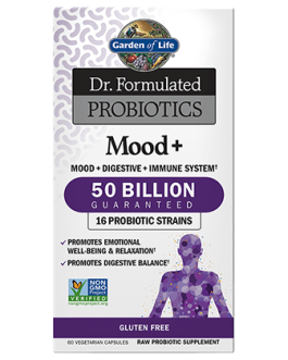 Garden of Life Dr. Formulated Mood+ Probiotic