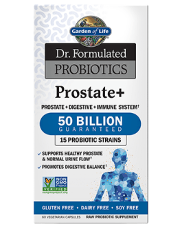 Garden of Life Dr. Formulated Probiotic Prostate+