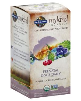 Garden of Life Mykind Prenatal Once Daily