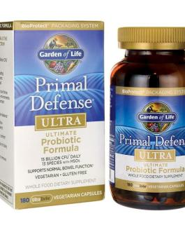 Garden of Life Primal Defense Ultra Probiotic