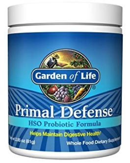 Garden of Life Primal Defense HSO Formula Powder