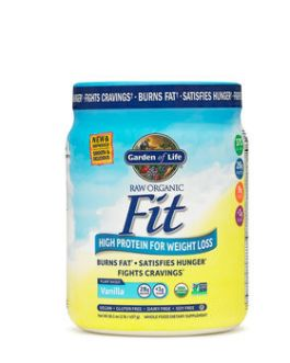 Garden of Life Raw Fit Protein Powder (Vanilla)
