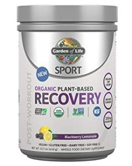 Garden of Life Sport Plant Based Recovery