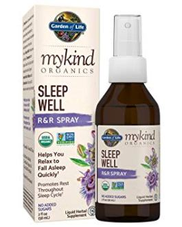 Garden of Life Mykind Sleep Well Spray
