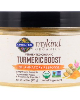 Garden of Life Mykind Turmeric Boost Powder