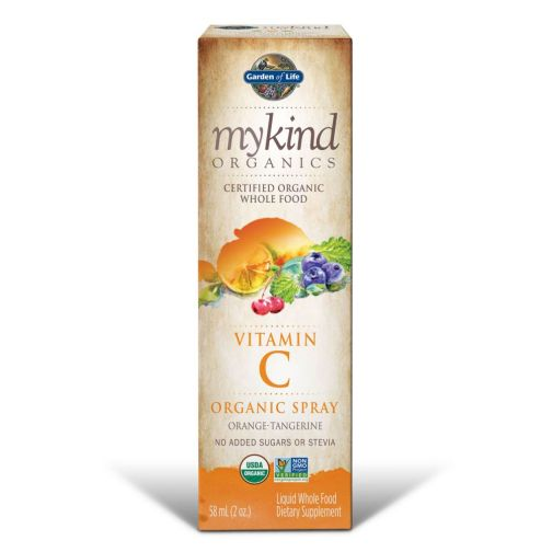Vitamin C Spray Orange Front