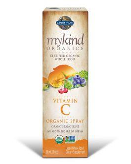 Garden of Life Mykind Vitamin C Spray (Orange Tangerine)