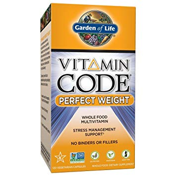 Vitamin Code Perfect Weight Front