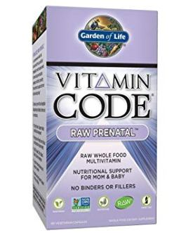 Garden of Life Vitamin Code Prenatal