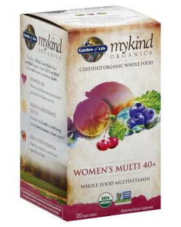 Garden of Life Mykind Women's 40+ Multi