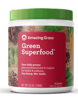 Amazing Grass Green Superfood (Berry)