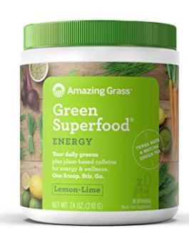 Amazing Grass Green Superfood Energy (Lemon-Lime)