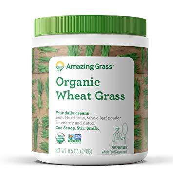 OG Wheat Grass Front