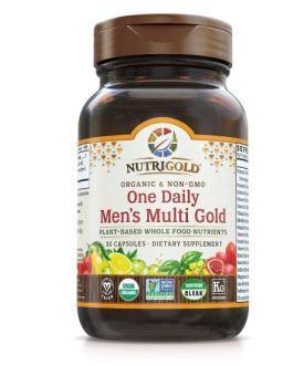 NutriGold One Daily Men's Multi Gold