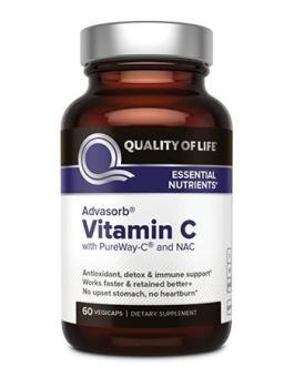 Quality of Life Vitamin C