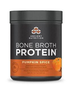 Dr. Axe Pumpkin Spice Bone Broth Protein