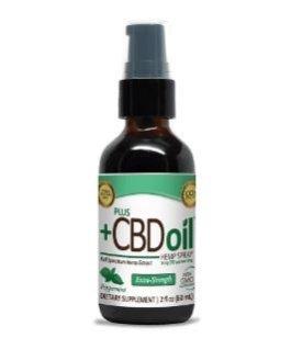 CV Sciences CBD Oil Spray (2 oz)