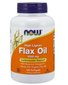 Now Flax Oil (High Lignan)