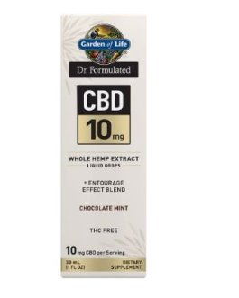 Garden of Life CBD Oil (10mg)