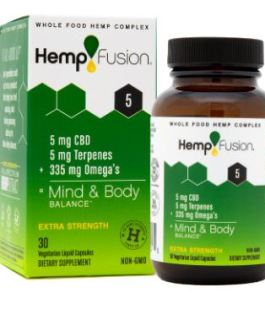 HempFusion CBD Oil (5mg)