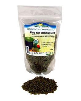 Handy Pantry Mung Bean Sprouting Seeds