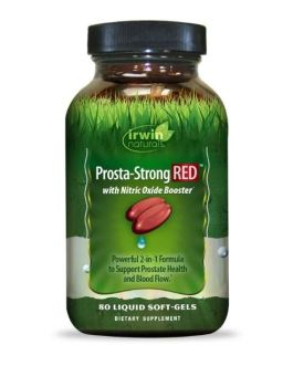 Irwin Naturals Prosta-Strong RED