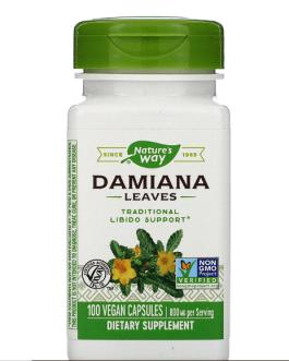Nature's Way Damiana
