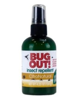 Way Out Wax Bug Out Insect Repellent (CitroNatural)