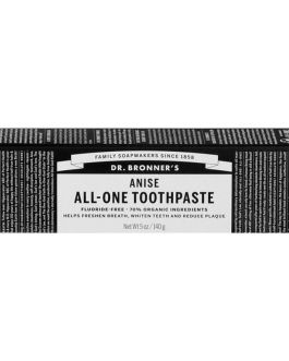 Dr. Bronner's All-One Toothpaste (Anise)