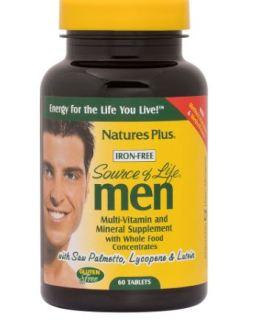 Nature's Plus Source of Life Men's Multi