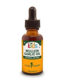 Herb Pharm Kids Mullein Garlic Oil