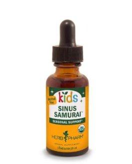 Herb Pharm Kids Sinus Samurai